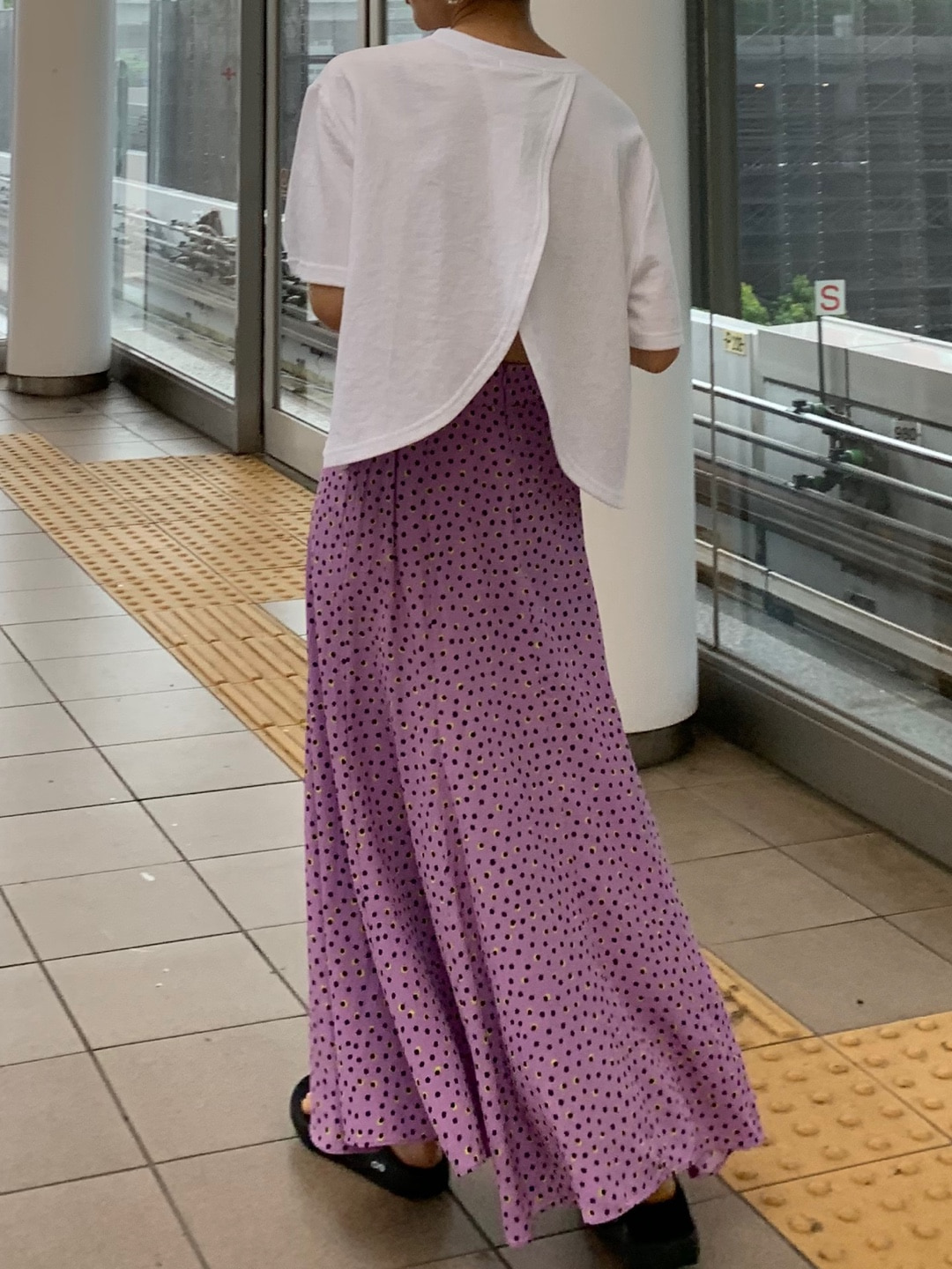 lovely long skirt (3color)